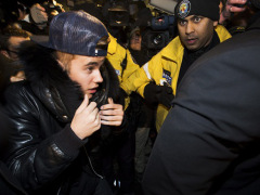 SMH: Justin Bieber Charged with Assault in Canada