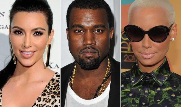 Battle of the MILF's : Amber Rose vs. Kim Kardashian [PHOTOS]