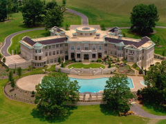 Rick Ross Buys Evander Holyfields' Georgia Mega-Mansion