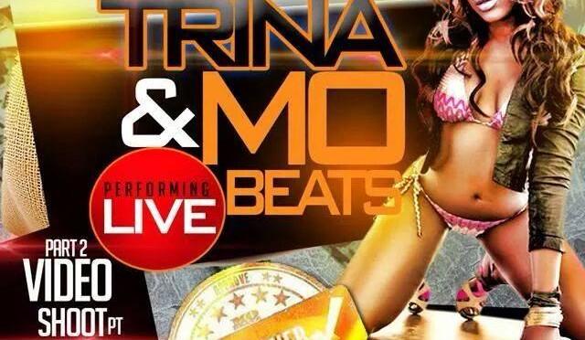 This Saturday #Trina aka #TheDiamondPrincess & @moBeats at ClubCompound Florence, SC music by DjWatts!!! #August30th!1
