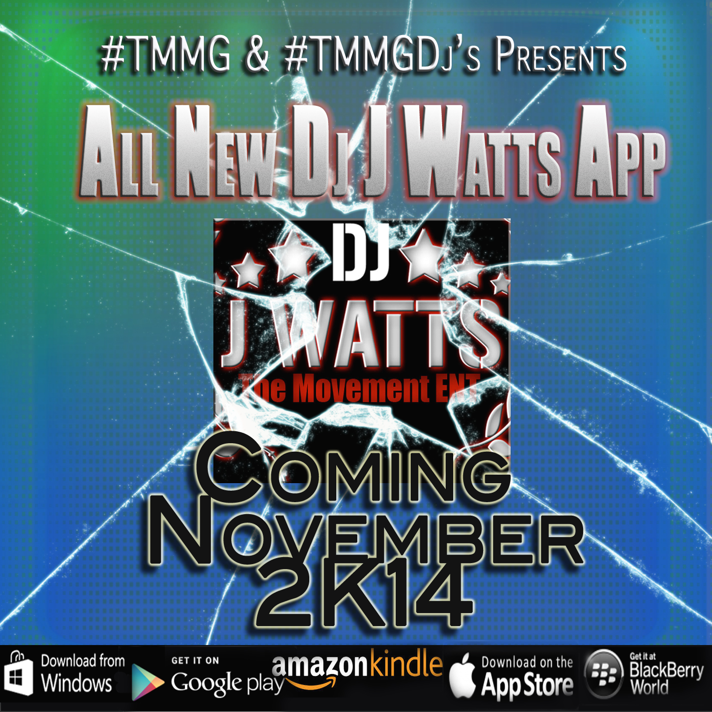 Friday Dj J Watts app