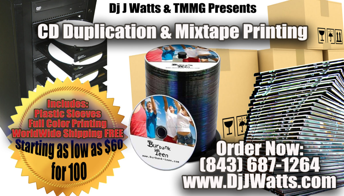 The Voice for Dj J Watts, TMMG & TMMG Dj's