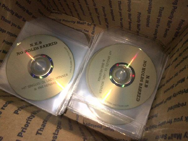 just cds